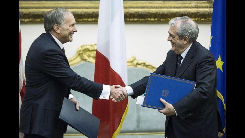 Fisco, c'è accordo Usa-Italia. Saccomanni: Fondamentale per lotta a evasione fiscale