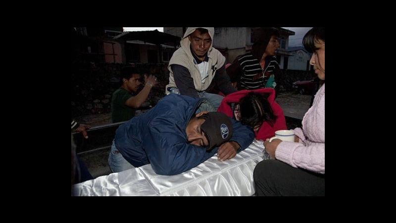 Guatemala, 48 morti e 100 dispersi per terremoto di magritudo 7.4