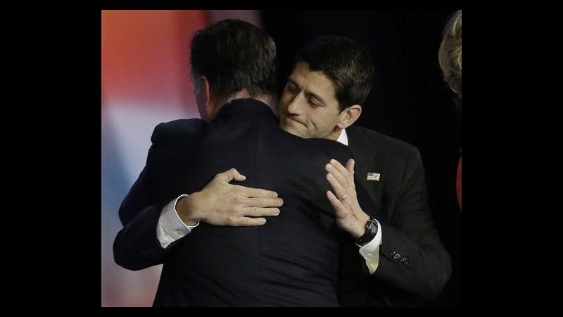 Usa 2012, Paul Ryan rieletto deputato: A gennaio tornerò alla Camera