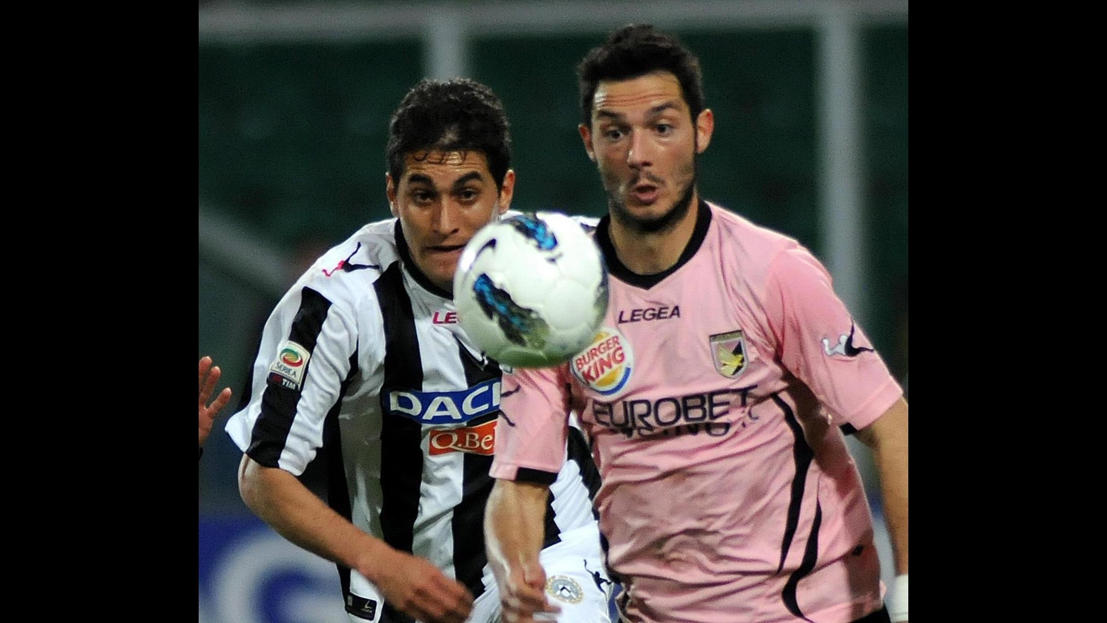 Palermo, lesione del legamento crociato per difensore Mantovani