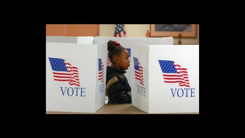 Usa 2012, exit poll AP:Economia chiave voto,4 elettori su 10 ottimisti