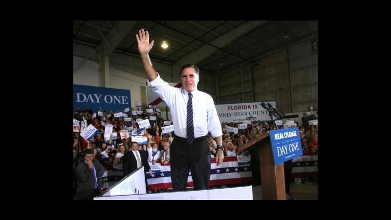 Romney: Già pronto il discorso della vittoria