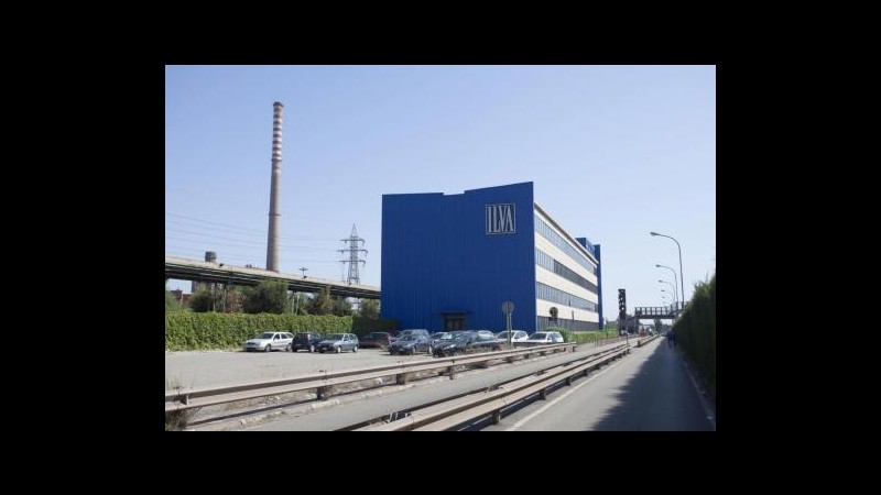 Ilva, azienda vuole cassa integrazione per 2 mila operai