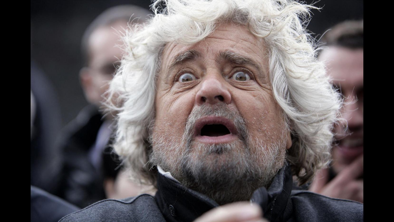 Il decalogo di Grillo: In futuro ai nostri vietati i talk show