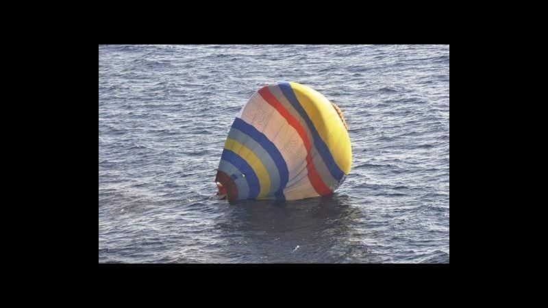Tenta volo in mongolfiera su isole contese: cinese salvato da Giappone