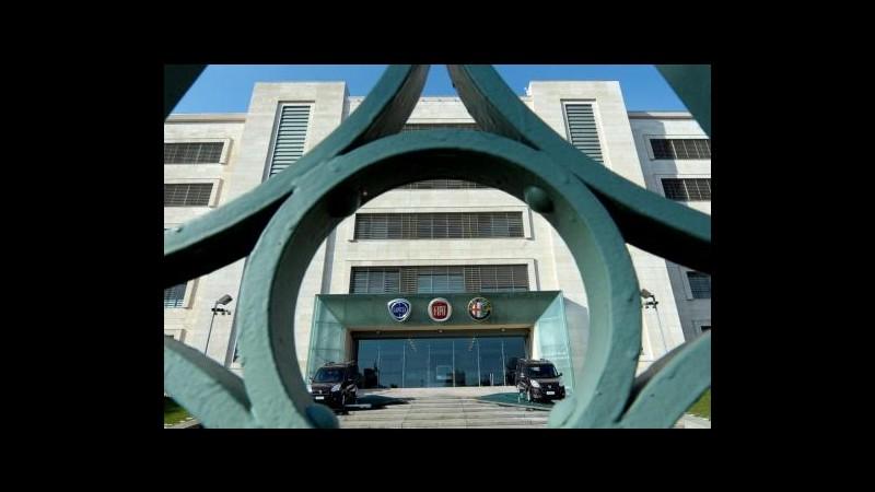 Fiat, da sindacati richiesta formale ritiro mobilità a Pomigliano