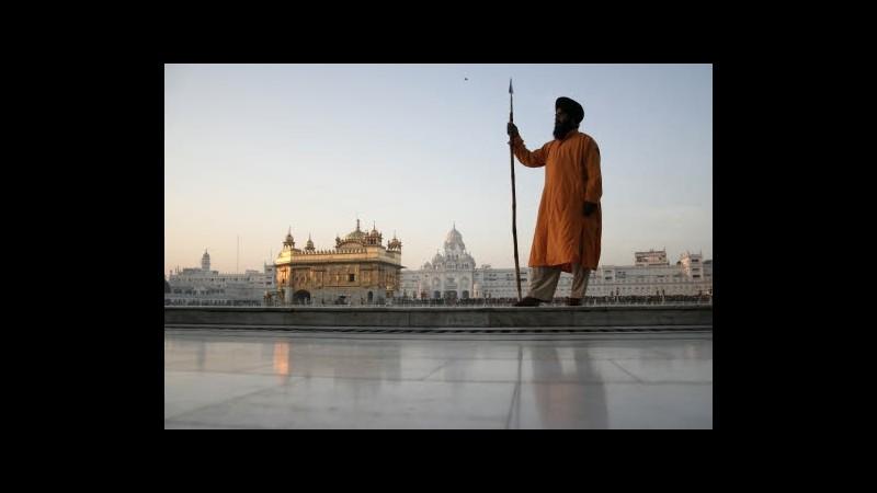 Londra ammette: Consigli a governo India prima di raid tempio nel 1984
