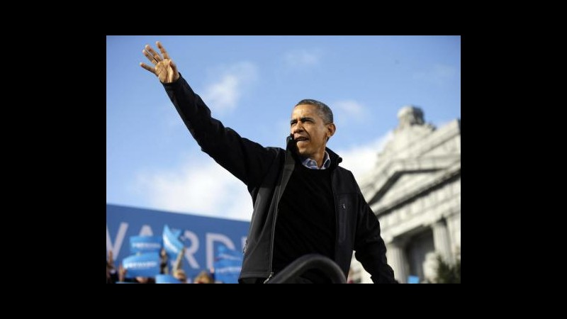Usa 2012, sondaggio Ppp: Obama in testa in Ohio e Virginia