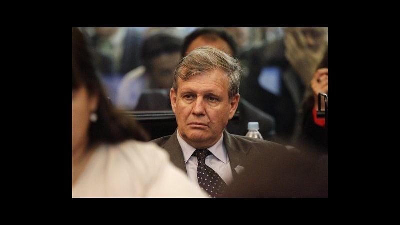 Argentina, via a maxi processo per crimini regime e voli della morte