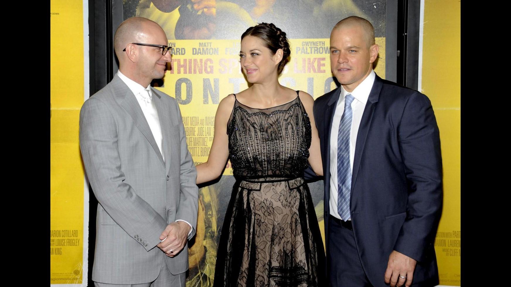 Per Matt Damon e Marion Cotillard premio alla carriera al Gotham di NY