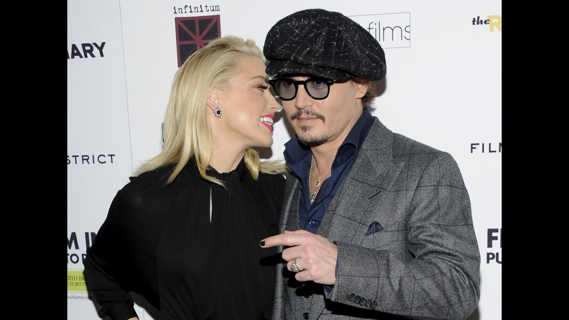 Johnny Depp e Amber Heard verso le nozze: cerimonia intima alle Bahamas