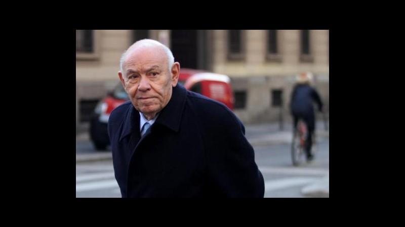Fonsai, resta a Torino il processo a carico di Salvatore Ligresti