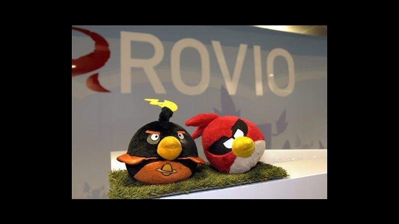 Caso Nsa, sito web di Angry birds attaccato da hacker