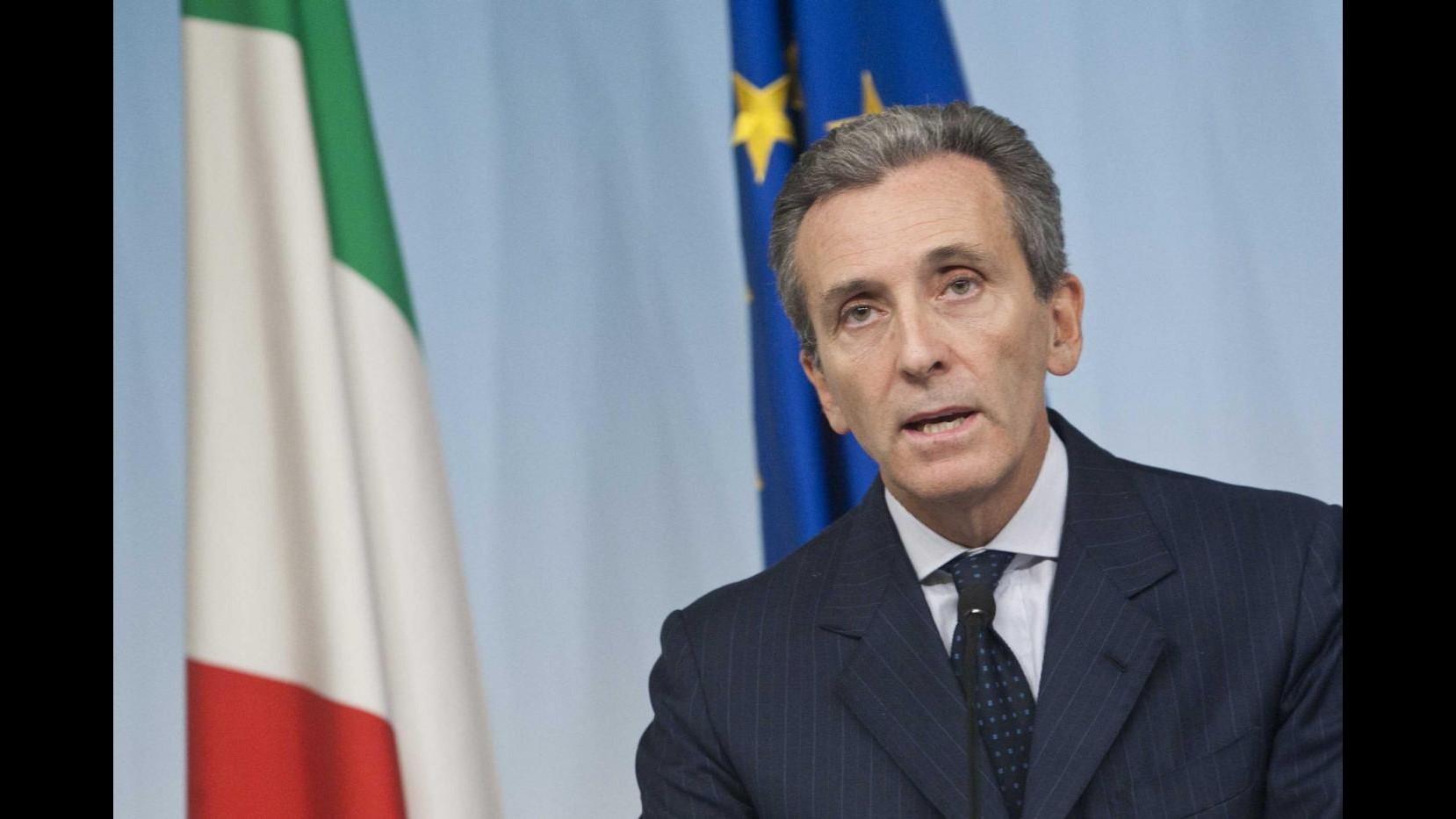 Crisi, Grilli: Ripresa inizierà a metà 2013