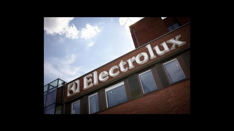 Electrolux: Taglio salari proposto è di 130 euro al mese