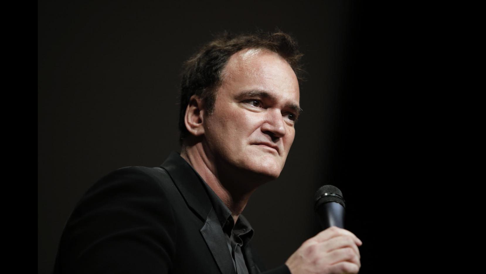 Quentin Tarantino fa causa a sito web per link a sceneggiatura segreta