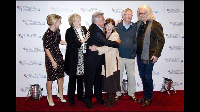 TorinoFilmFest al via con 'Quartet' di Hoffman, madrina Claudia Gerini