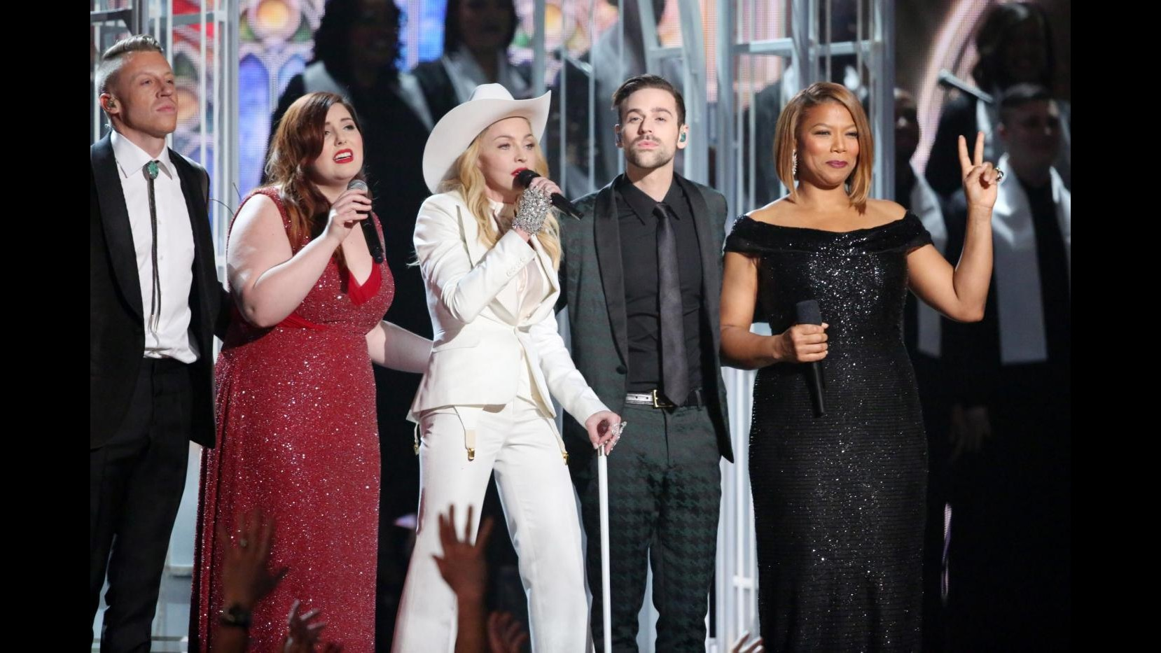Grammy, Lorde vince Canzone dell'anno, Macklemore & Ryan Lewis Rap album