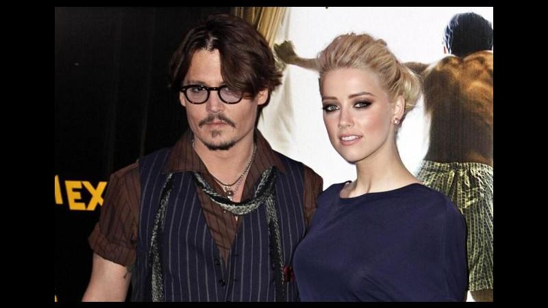 Amber Heard è quella forte nel rapporto con Johnny Depp