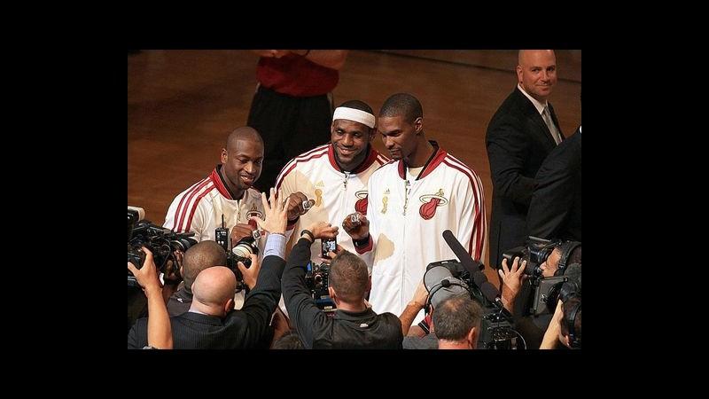 Nba: scelti quintetti All Star Game, LeBron James il più votato