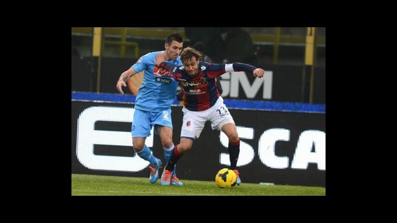 Calcio, stop a trattativa Diamanti-Guangzhou: 'Alino' resta al Bologna