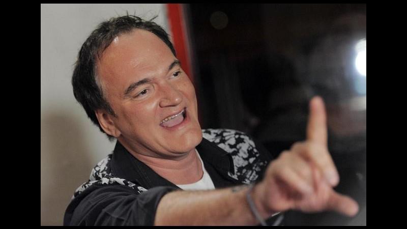 Tarantino furioso rigetta nuovo film dopo fuga di notizie: Tradito
