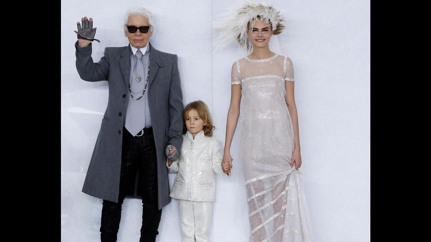 Francia, Karl Lagerfeld (Chanel): Hollande crudele e senza cuore