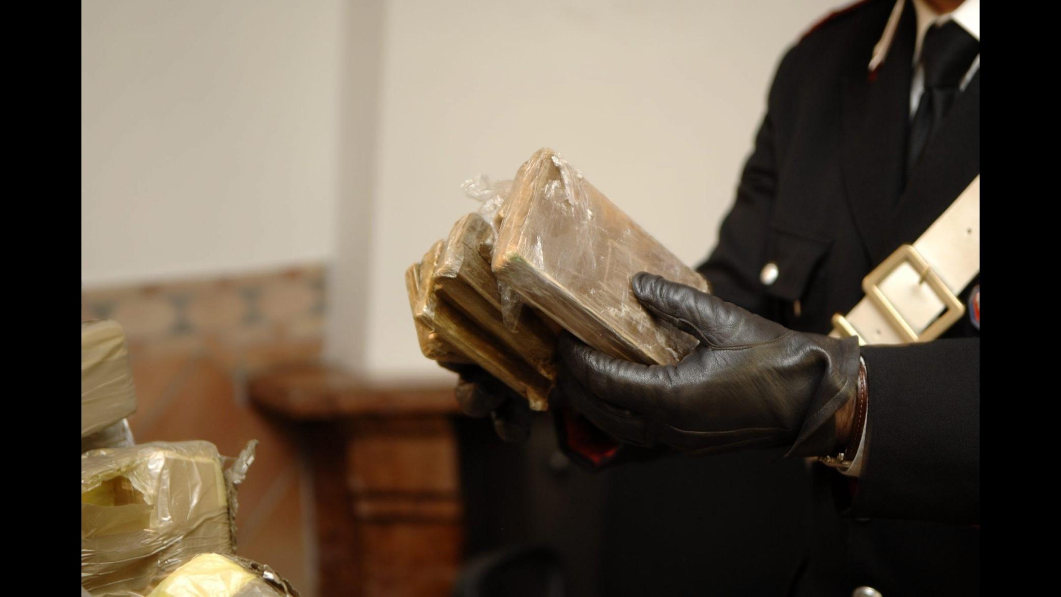 Rovigo, trovati con 11,5 kg marijuana a casa: in manette padre e figlio