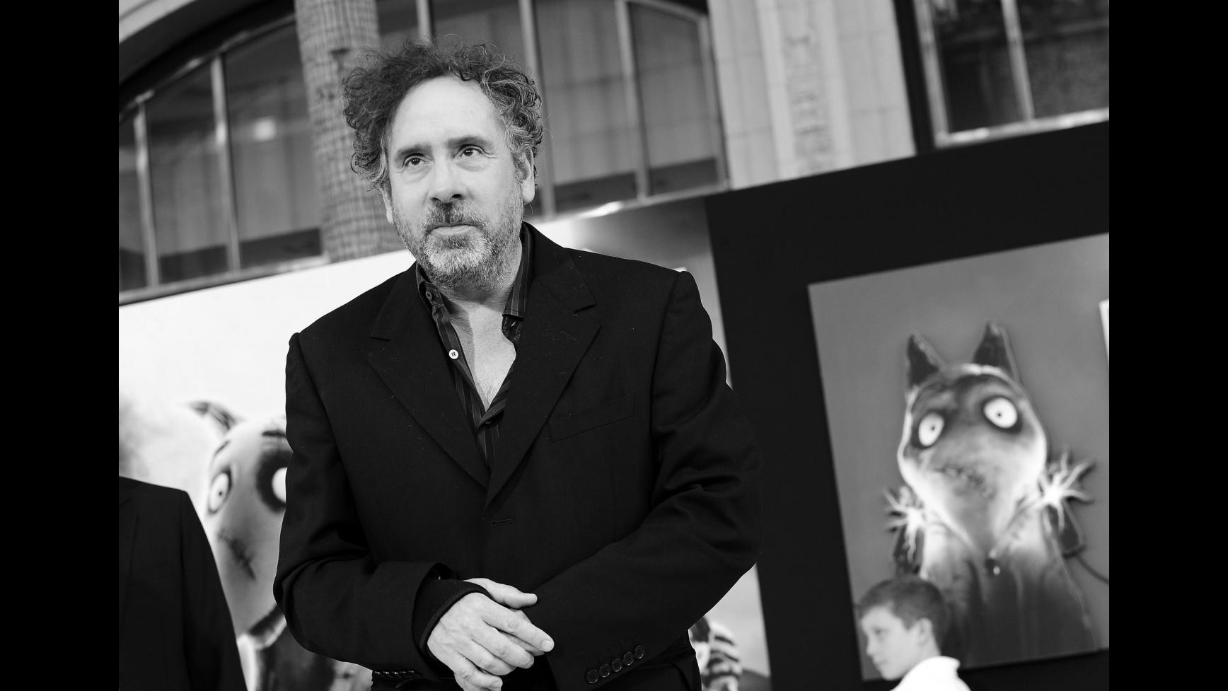 Tim Burton fa concorrenza a del Toro con una sua versione di Pinocchio