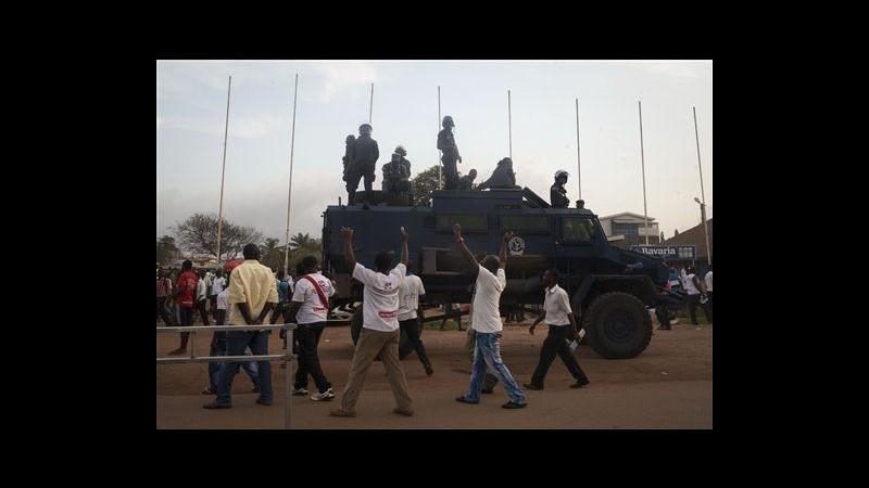 Ghana, esercito irrompe in sede partito opposizione Akufo-Addo
