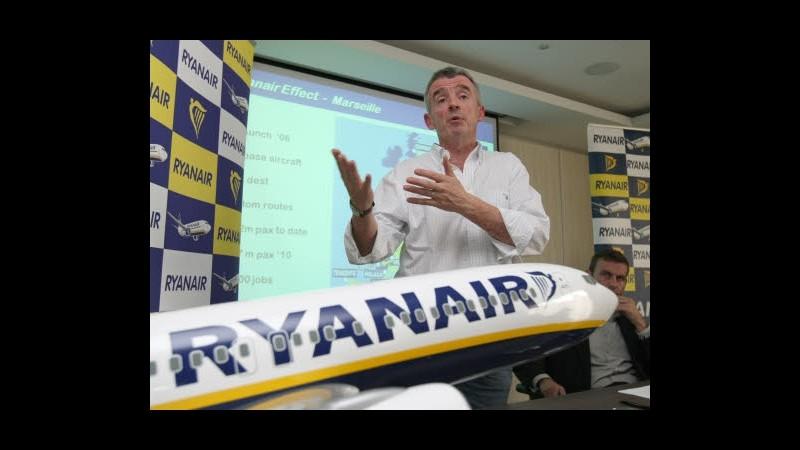 Antitrust multa Ryanair ed EasyJet per 'mancata trasparenza'