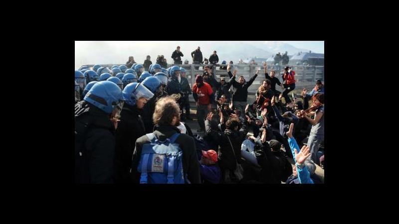 Marcia No Tav in Val Susa: '7 anni fa liberammo Venaus'