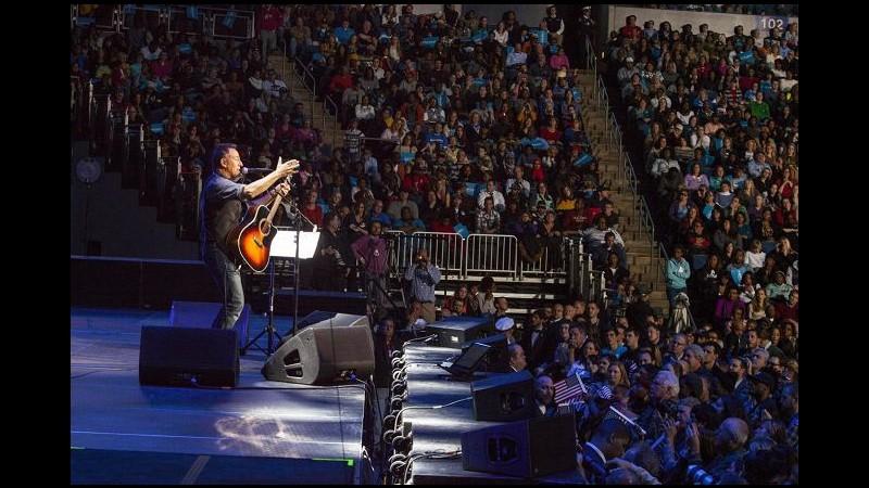 Bruce Springsteen, tour cambia itinerario: anticipate Napoli e Padova