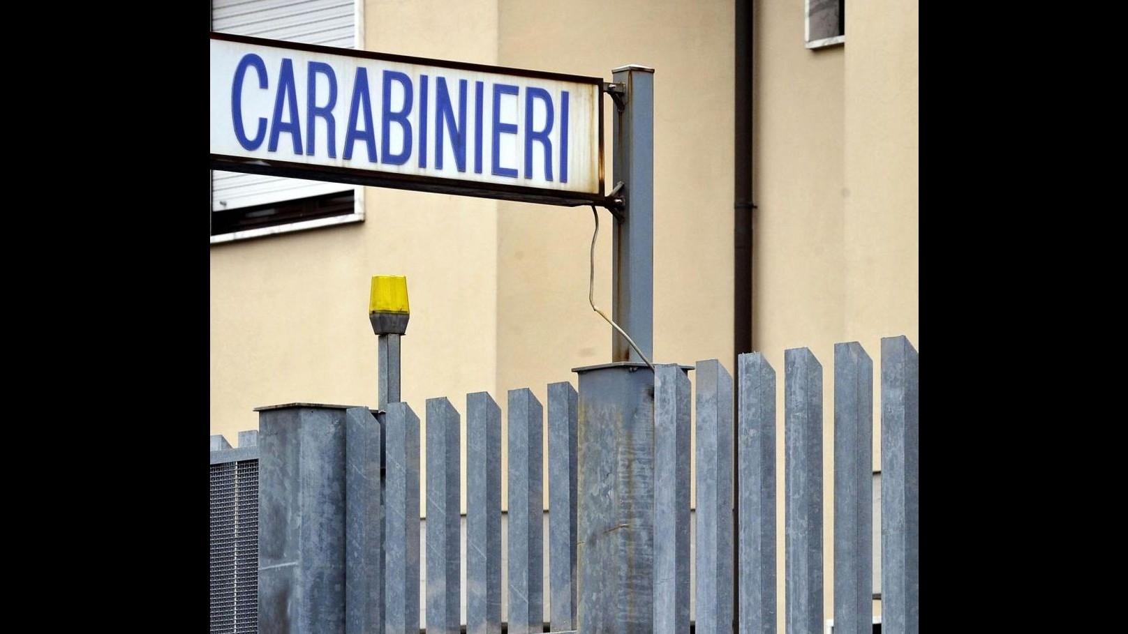 Roma, evade da domiciliari e chiede andare in cella: 'a casa mi annoio'