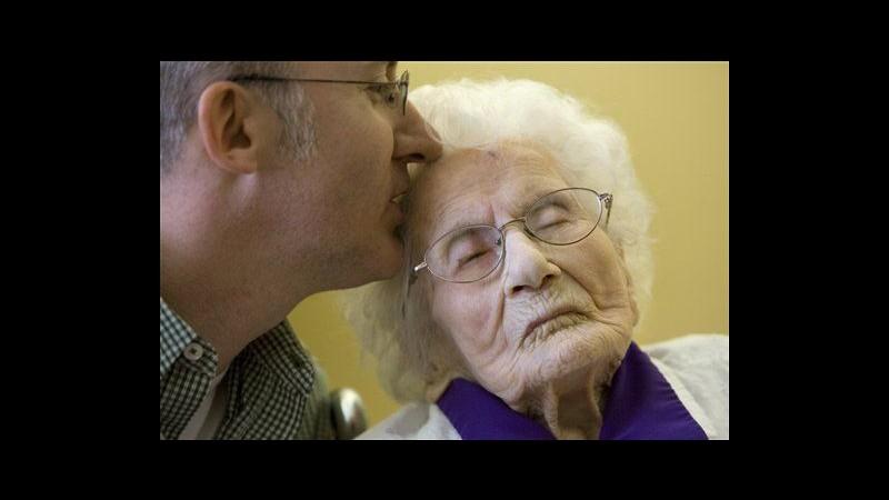 Usa, morta la persona più anziana al mondo: una signora di 116 anni