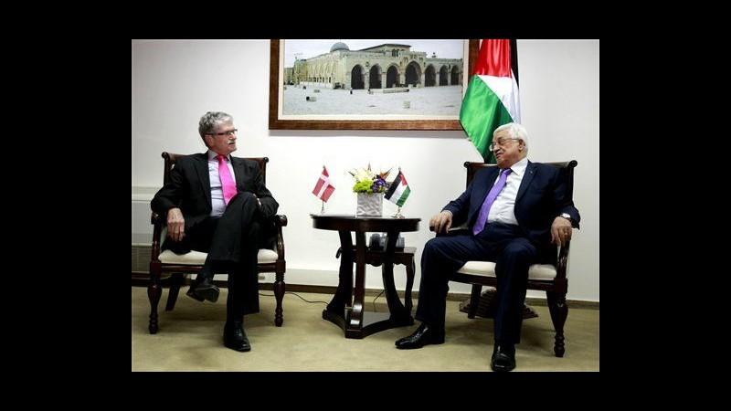 Speaker Parlamento Danimarca visita Anp e non Israele: ira di Tel Aviv