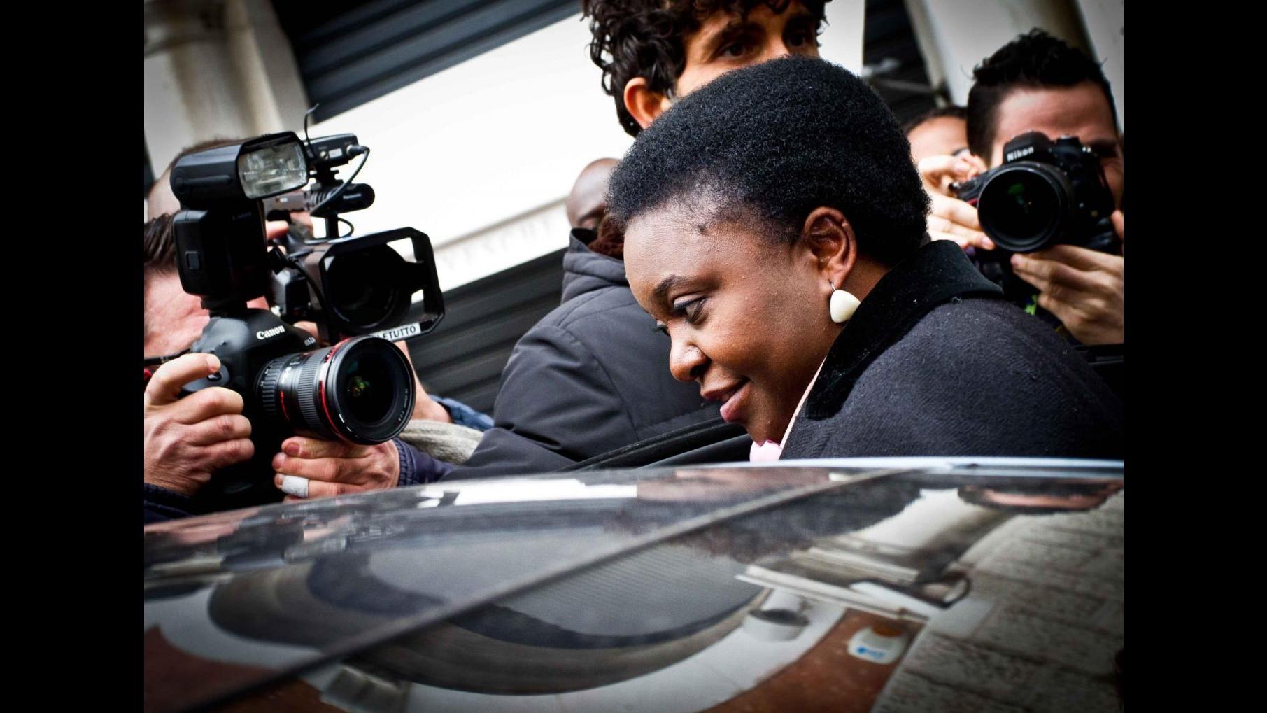 Foibe, Kyenge: Giovani mantengano viva memoria discriminazioni