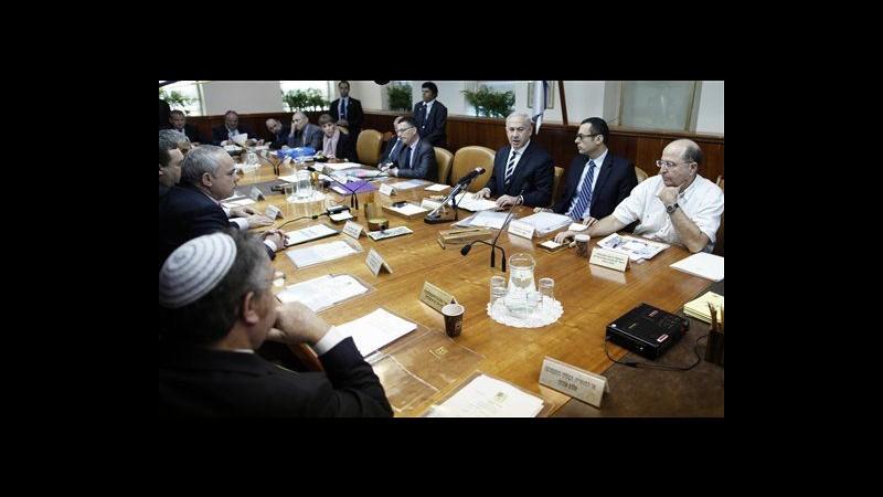Israele, governo impone 100 mln dollari nuove tasse su Palestina