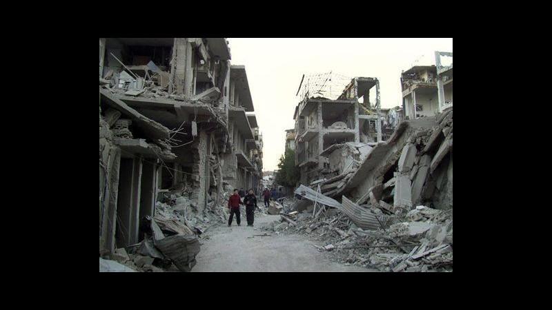 Siria, Anonymous: Rimuoveremo da internet tutti siti del governo Assad