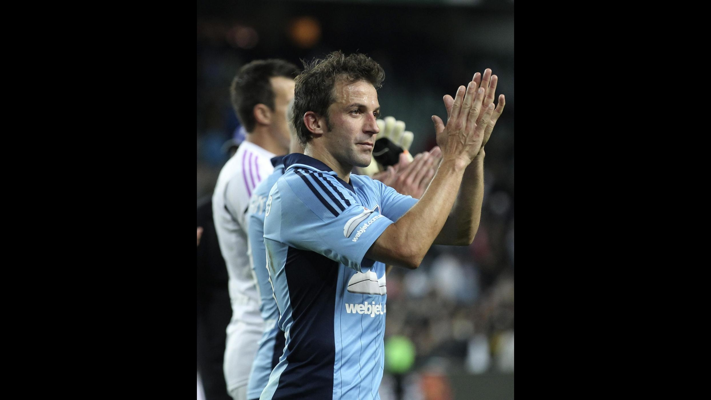 Del Piero pronto ad accogliere il nuovo allenatore Frank Farina