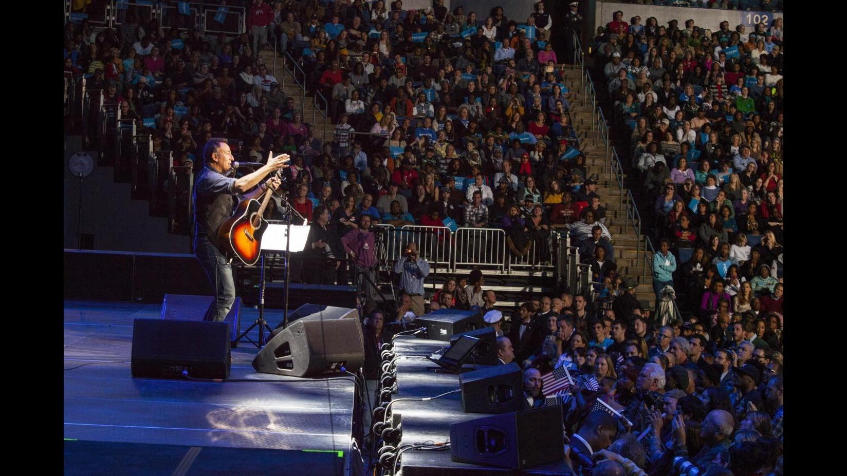 Bruce Springsteen annuncia nuove date in Italia tra giugno e luglio
