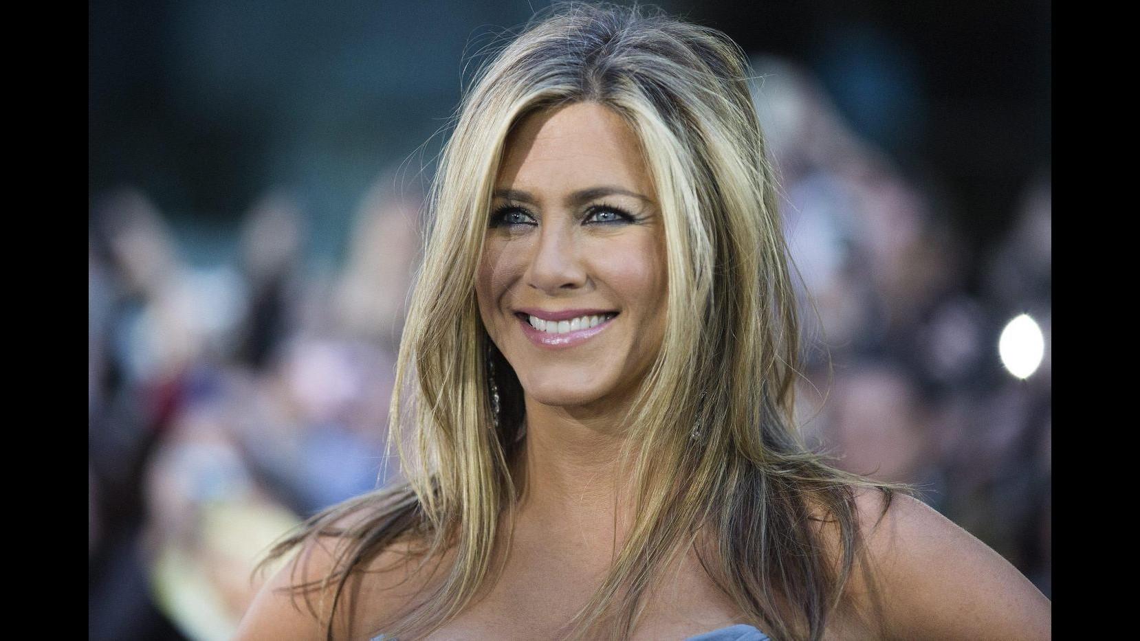 Jennifer Aniston: Il mio corpo? Farei cambio con quello di Gisele Budchen