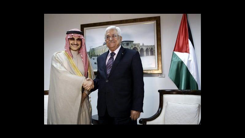 Medioriente, Abbas: No a riconoscimento Israele come Stato ebraico