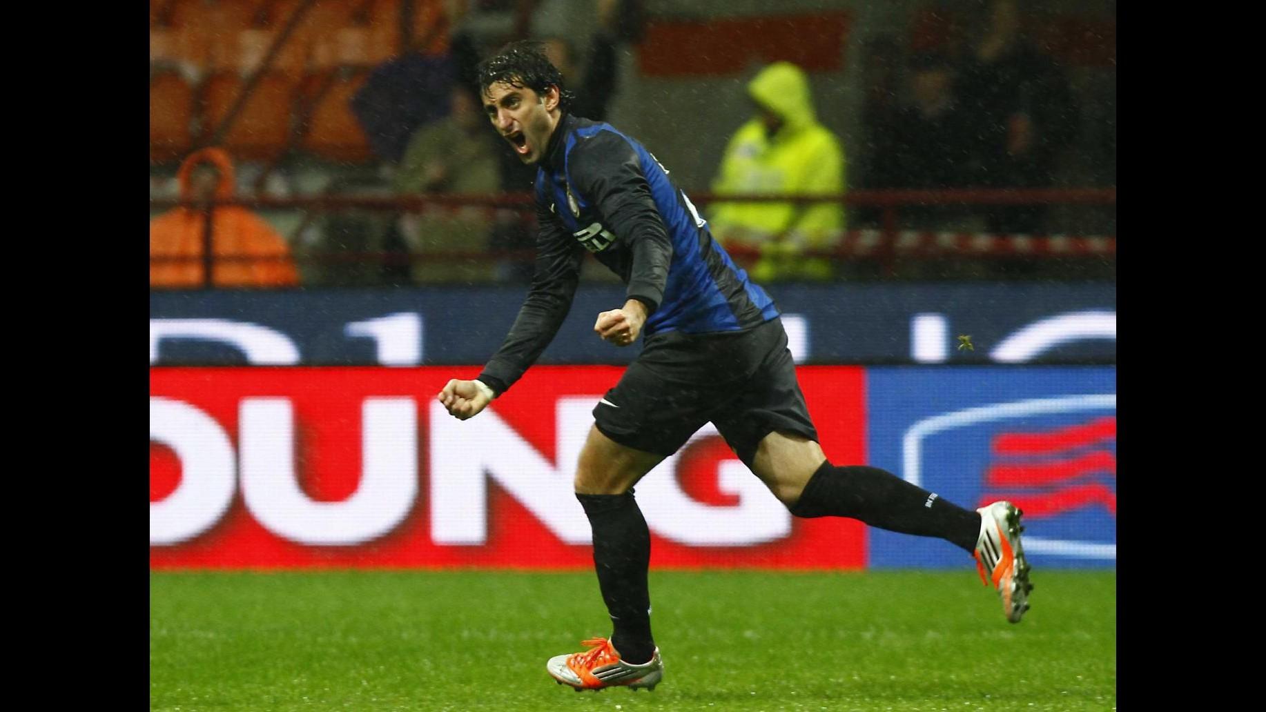 Milito: Nel 2013 spero di vincere qualche titolo con l'Inter