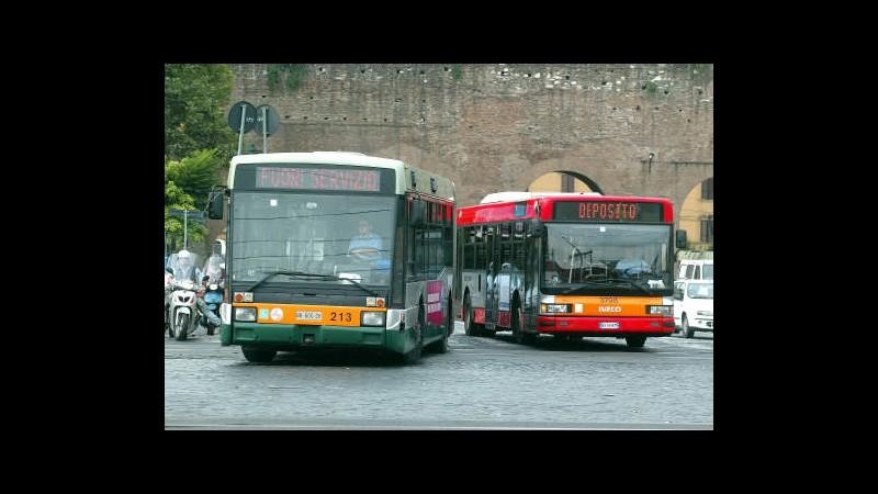 Roma, per le feste cambiano orari e percorsi del trasporto pubblico