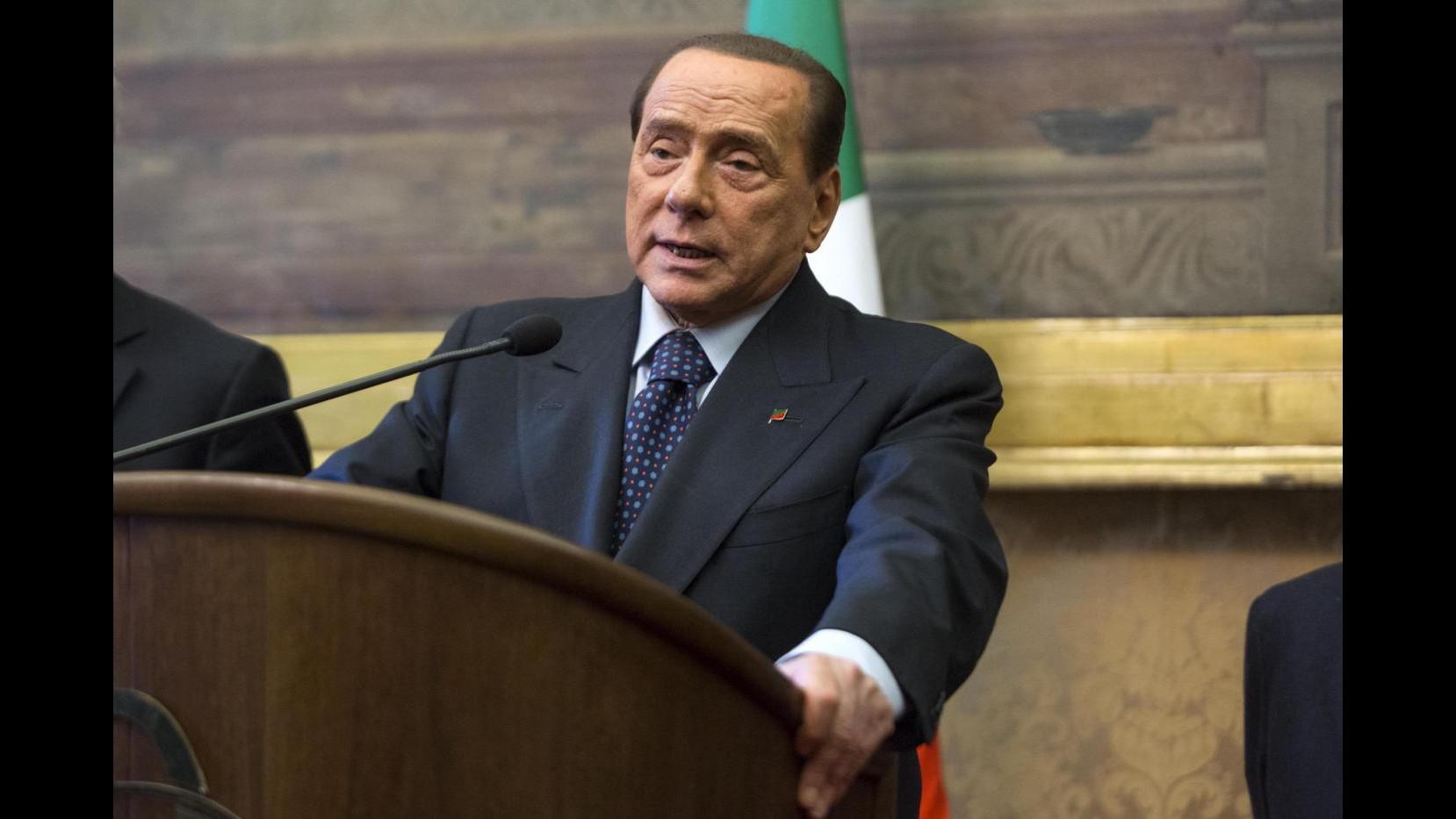 Tribunale Milano: Berlusconi non potrà partecipare a congresso Ppe