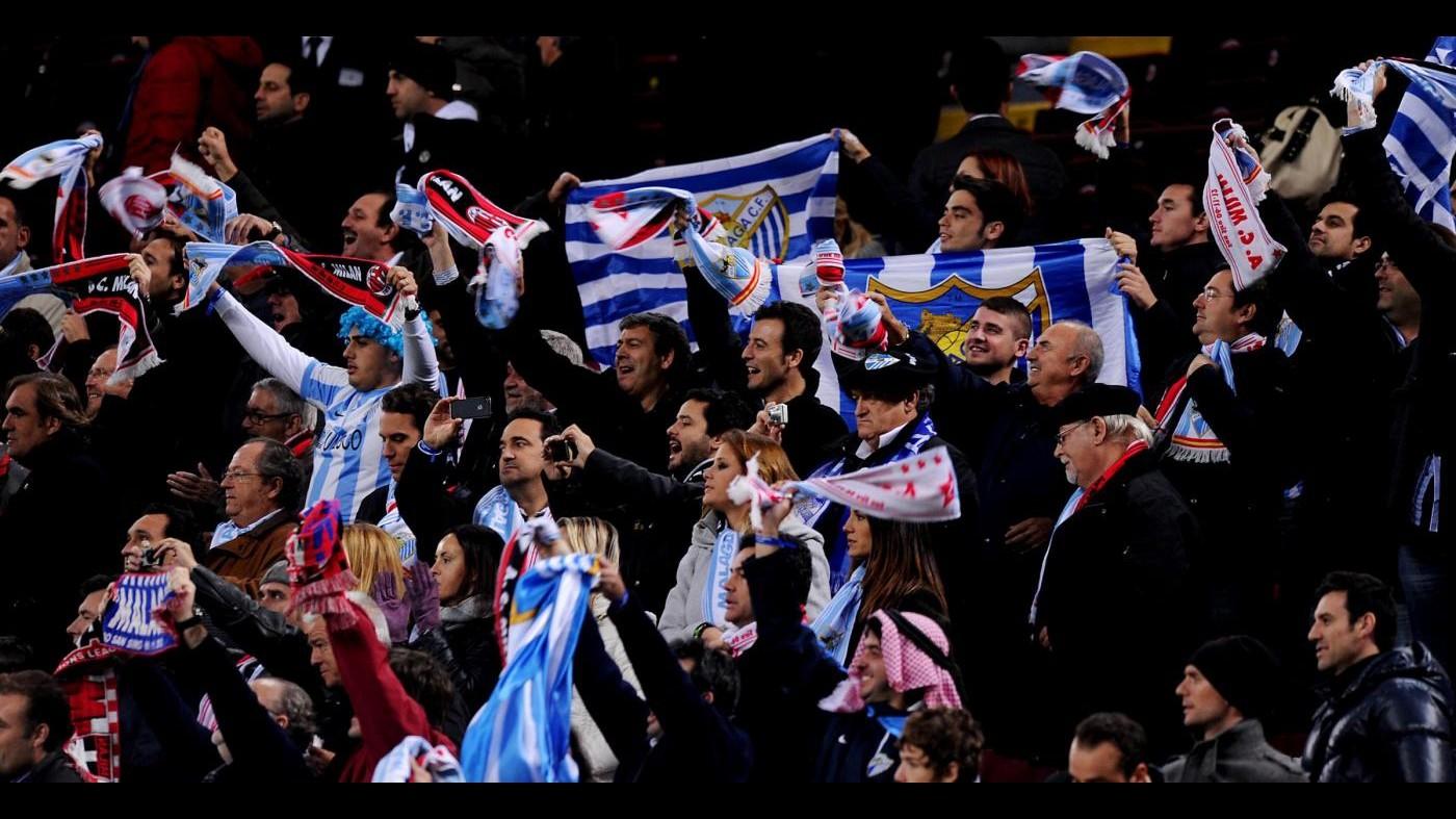 Mancati pagamenti, squalificato Malaga: niente coppe europee nel 2013