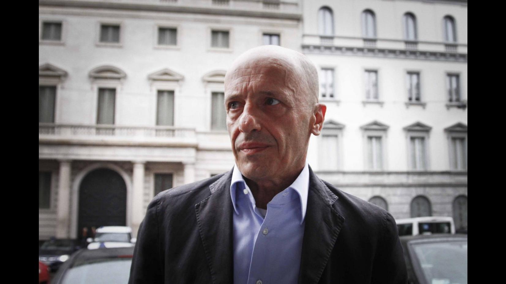 Sallusti, Severino riceve da Napolitano domanda grazia