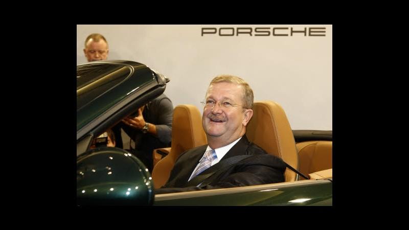 Auto, pm accusano ex ceo Porsche: Dichiarò il falso per acquisire VW