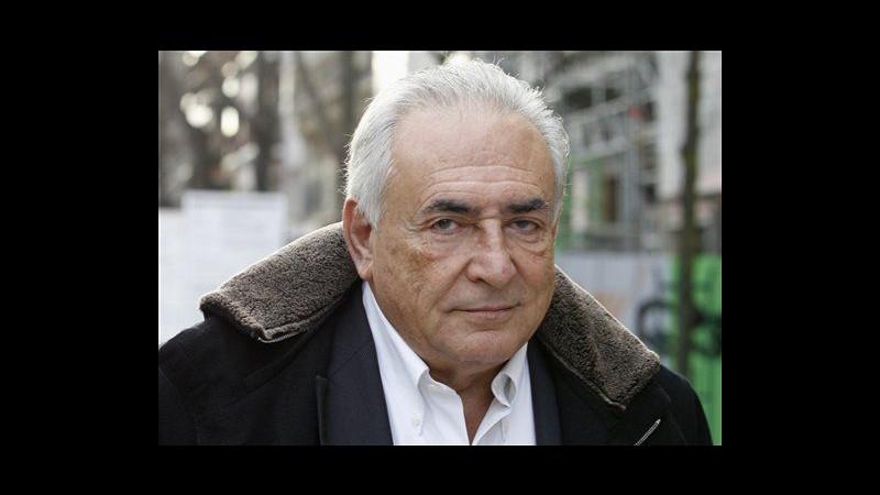 Strauss-Kahn, confermate accuse sfruttamento prostituzione in caso Lille